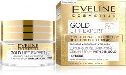 Eveline GOLD LIFT Expert denní/noční krém 60+ 50 ml