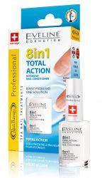 Eveline SPA Nail Total 8v1 kondicionér na nehty 12 ml