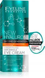 EVELINE BioHyaluron 4D oční krém 15ml