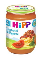 Hipp BABY MENU BIO Špagety v boloňské omáčce 190 g