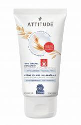 ATTITUDE Opalovací krém na citlivou pokožku SPF30 150 g