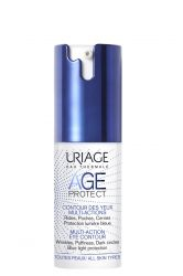Uriage Age Protect Multi-Action Krém na oční kontury 15 ml