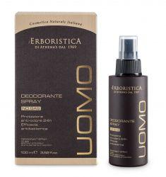 Erboristica Uomo Deodorant pro muže 100 ml