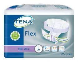 Inkontinenční kalhotky TENA Flex Maxi Large 22ks