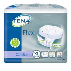 Tena Flex Maxi X-Large inkontinenční kalhotky 21 ks