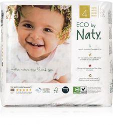 ECO by Naty Maxi 7-18 kg dětské plenky 27 ks