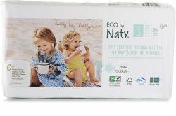 ECO by Naty Midi 4-9 kg dětské plenky 50 ks