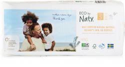 ECO by Naty Junior 11–25 kg dětské plenky 40 ks