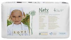 ECO by Naty Maxi 7-18 kg dětské plenky eco-pack 46 ks