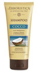 Erboristica Šampon s kokosovým olejem 200 ml