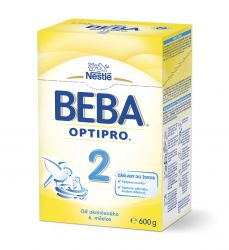 Nestlé Beba 2 OPTIPRO 600g