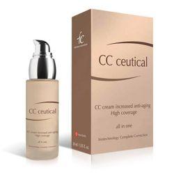 Fc CC ceutical krém proti vráskám vysoce krycí 30 ml