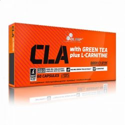 Olimp CLA & Green Tea plus L-Carnitine 60 kapslí
