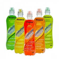 WEIDER L-Carnitine Water 500 ml Pineapple-mango