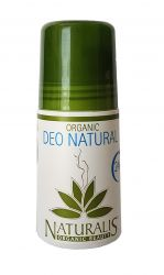Naturalis BIO Deodorant Roll-on 24h 50 ml