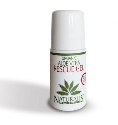 Naturalis BIO Aloe Vera Rescue Gel roll-on 50 ml