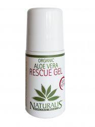 Naturalis Organic BIO Aloe Vera Rescue Gel roll-on 50 ml