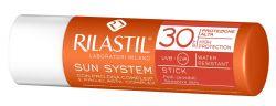 Rilastil Sun System Tyčinka na rty SPF30 4 ml