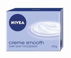 Nivea Tuhé mýdlo Creme Smooth 100 g