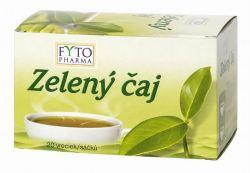 Fytopharma Zelený čaj 20x1.5 g