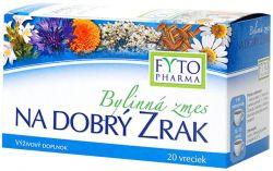 Fytopharma Bylinná směs na dobrý zrak 20x1,5 g