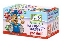 Fytopharma Bylinná směs na podporu imunity dětí 20x1.5g