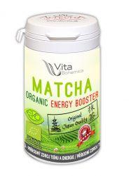 Vita Bohemica Matcha Energy booster 80 kapslí
