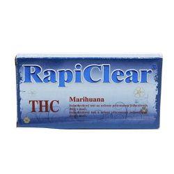 Rapiclear THC (marihuana) test 1 ks