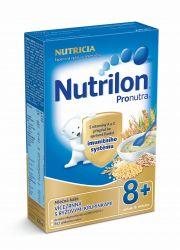 Nutrilon Kaše vícezrnná s rýžovými křupinkami mléčná 8M 225 g