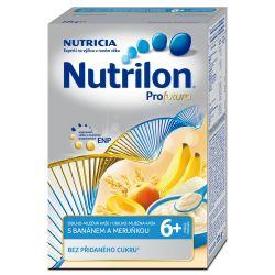 Nutrilon Profutura mléčná kaše 6M banán meruňka 225 g