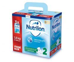 Nutrilon 2 výhodné balení 3x600 g