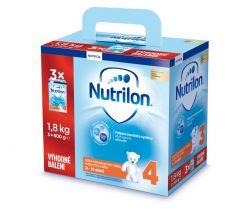 Nutrilon 4 výhodné balení 3x600 g