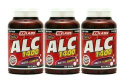 Xxlabs ALC Acetyl L-Carnitin 2+1 ZDARMA 60 kapslí