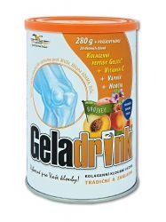 Geladrink broskev nápoj 280 g