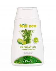 Feel eco Limetka&Bambus sprchový gel 300 ml
