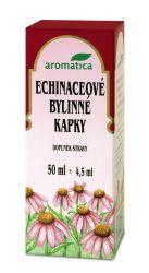 Aromatica Echinaceové bylinné kapky 50 ml