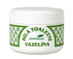 Aromatica Bílá toaletní vazelína 100 ml