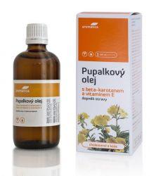 Aromatica Pupalkový olej s beta-karotenem a vit. E 100 ml