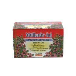 Dr. Müller Müllerův čaj na posílení imunity porcovaný čaj 20 sáčků