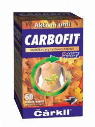 Carbofit Čárkll 60 tobolek