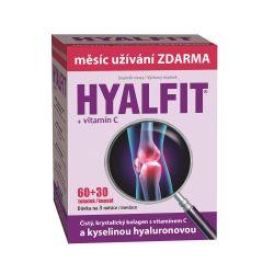 Hyalfit + vitamín C 60+30 tobolek