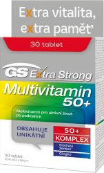 GS Extra Strong Multivitamin 50+ 30 tablet