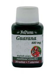 Medpharma Guarana 800 mg 37 tablet