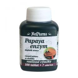 Medpharma Papaya enzym 107 tablet