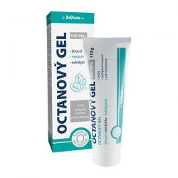 Medpharma Octanový gel NATURAL 110 g
