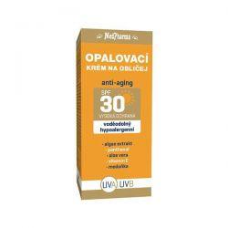 Medpharma Opalovací krém na obličej SPF30 50 ml