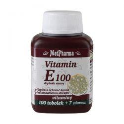 Medpharma Vitamin E 100 107 tobolek