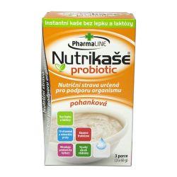 Nutrikaše probiotic pohanková 3 x 60 g
