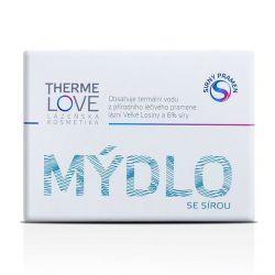 THERMELOVE Mýdlo se sírou 100 g