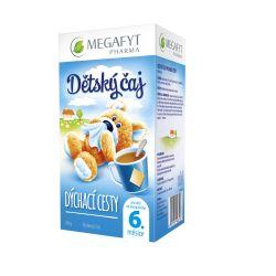 Megafyt Dětský čaj Dýchací cesty 20x2 g